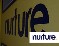Nurture Marketing UK Advertisement